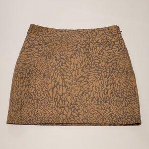 Ann Taylor Loft Mini Skirt Size 8